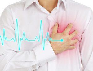 Боль в грудной клетке при межпозвоночной грыже, маскирующаяся под стенокардию