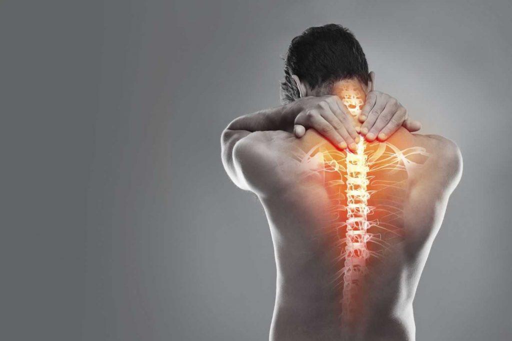 Боль в спине при межпозвоночной грыже