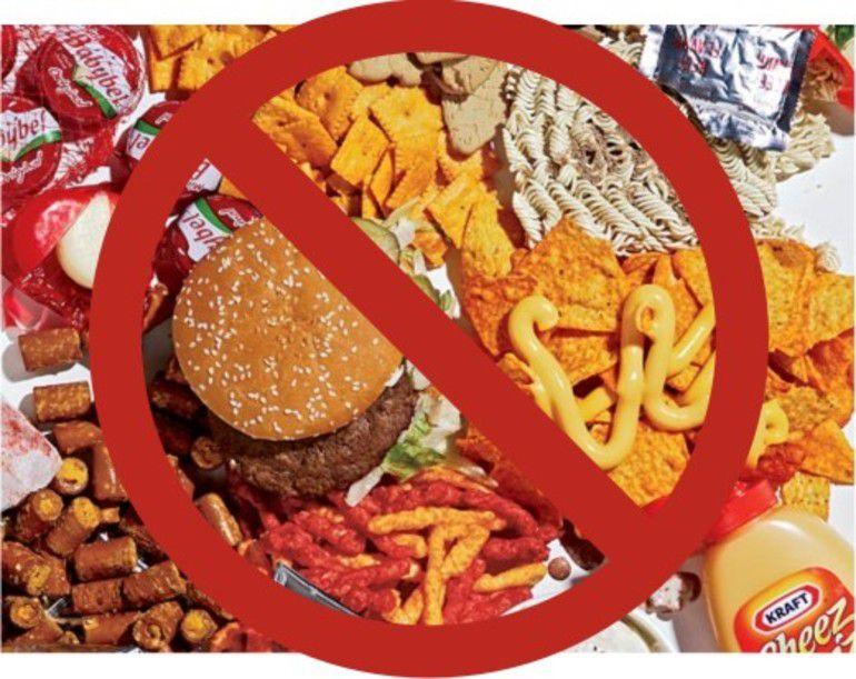 При межпозвоночной грыже лучше воздержаться от высококалорийной пищи