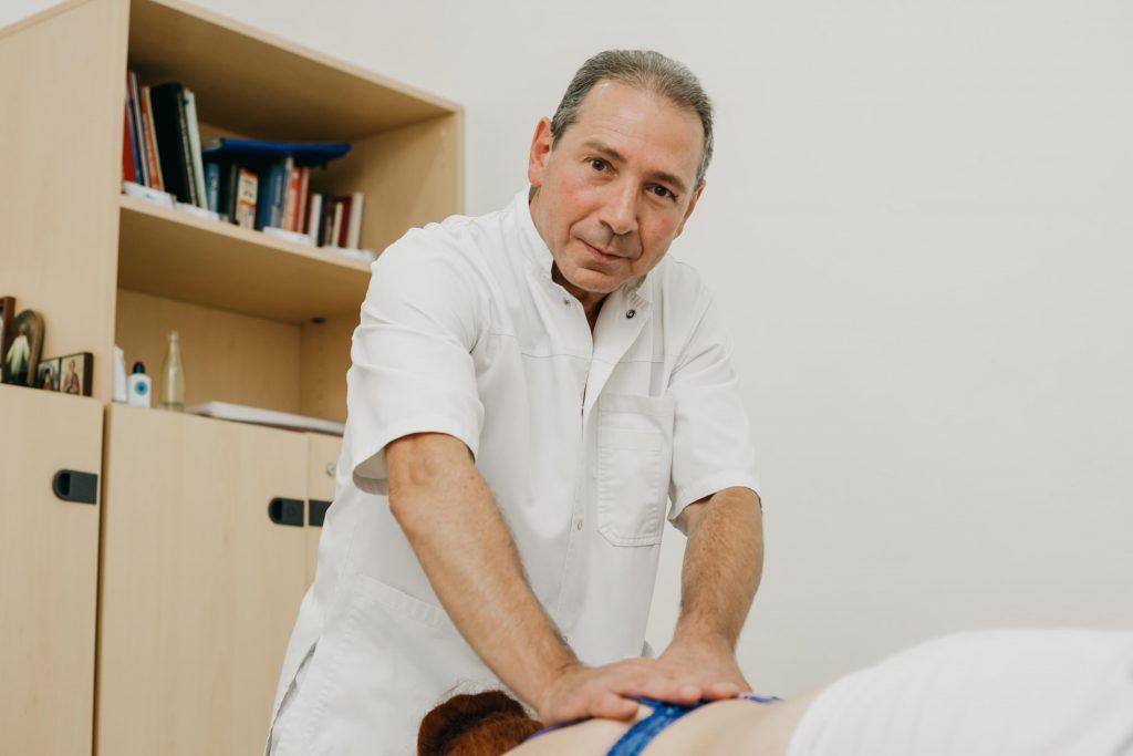 Мануальная терапия по методу Гриценко