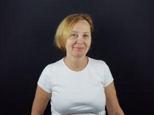 Козырева - инструктор ЛФК