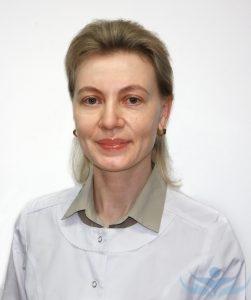 Щедрина Елена Алексеевна