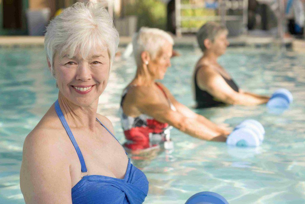 Плавание, как профилактика гипертонии