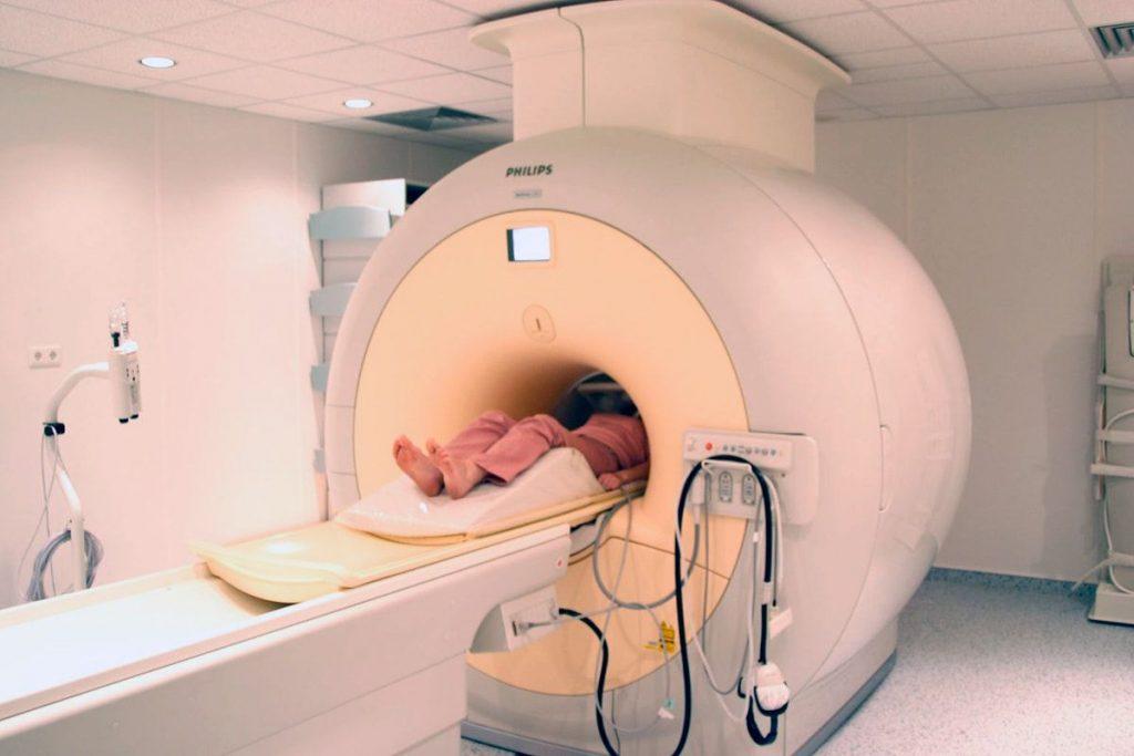 Проведение МРТ-диагностики