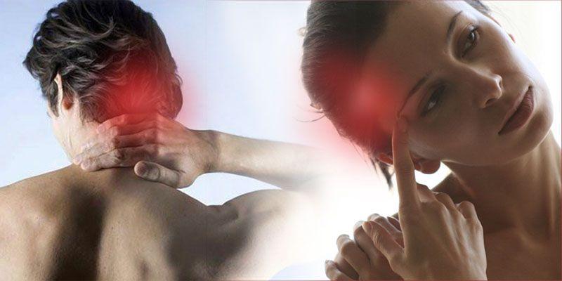 Головная боль в затылке и лбу