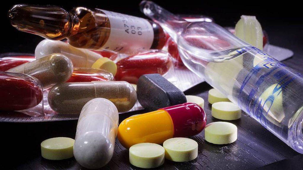 Таблетки, капсулы и ампулы