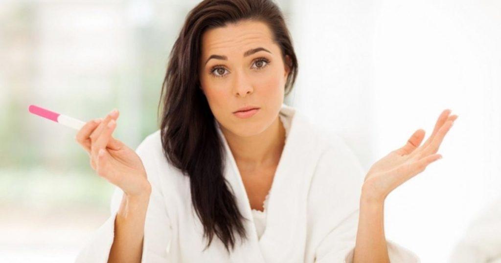 Отсутствие беременности при психологическом бесплодии