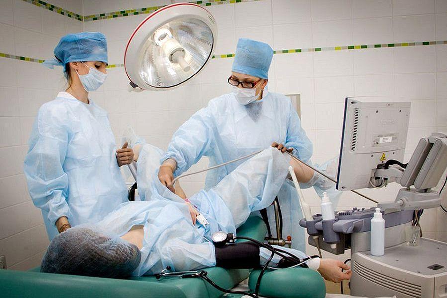 Хирургическое лечение эрозии шейки матки