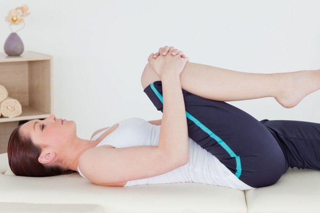 Упражнение при заболеваниях позвоночника