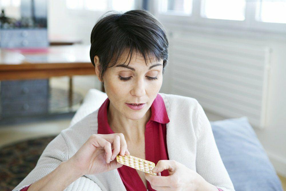 Лечение менопаузы