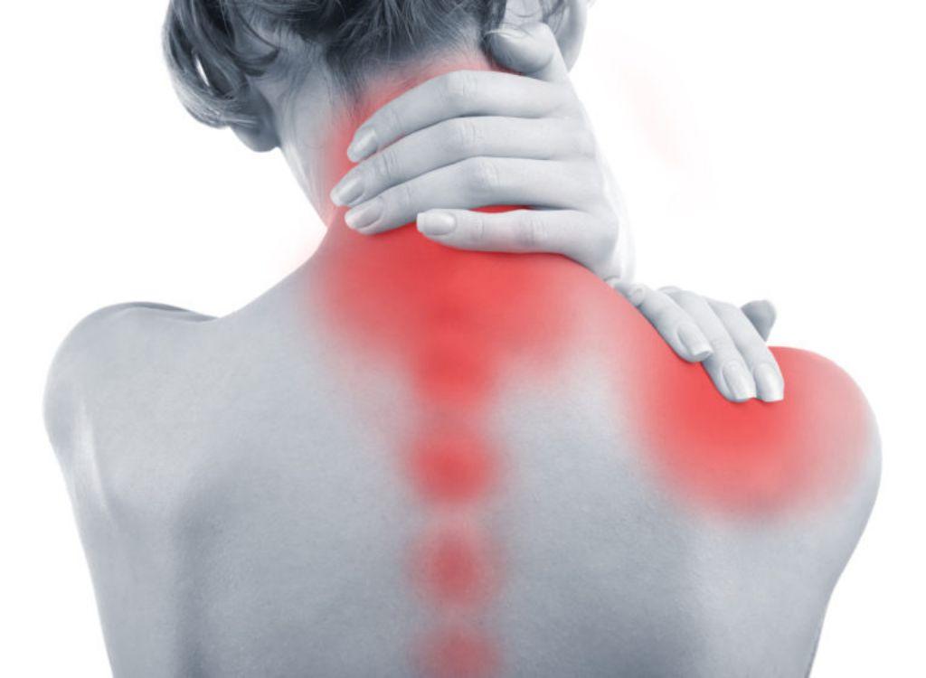 Боль в шее, отдающая в плечо при протрузии С5—С6