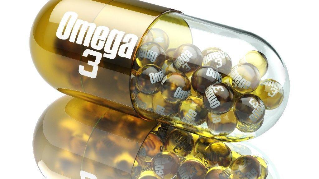 Капсула Омега-3